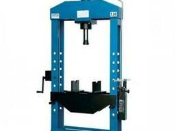 Пресс гидравлический напольный 50 тонн - ОМА 658B