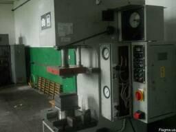Пресс гидравлический PYE10/S1M.