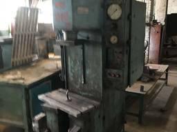 П6320Б Пресс гидравлический, усилием 10т