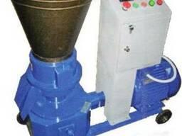 Пресс-гранулятор для производства комбикормов