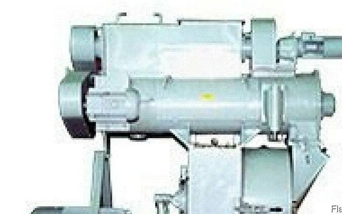 Пресс гранулятор и комплекс обезвоживания и сушки барды,дроб