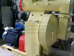 Пресс гранулятор ОГМ1,5 новый в сборе