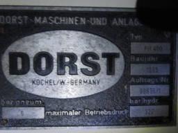Пресс изостатический DORST PH 400 Isostatic presses