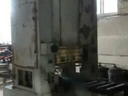 Пресс КГ5530 однокривошипный закрытый двойного действия - фото 3