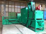 Пресс компактор для соломы и сена - фото 1