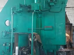 Пресс кривошипный К2132 усилием 160тонн.