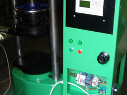 Пресс лабораторный испытательный П 125 , П 50 . - фото 2