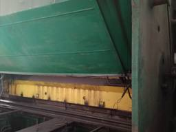 Пресс листогибочный гидравлический ИА1430АП