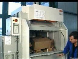 Пресс для макулатуры HSM VL500, бу, 1999г