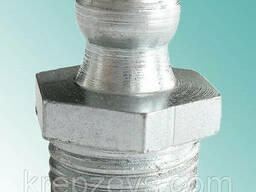 Пресс-масленок прямой DIN 71412A М8х1