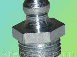 Пресс-масленок прямой DIN 71412A М12х1. 75