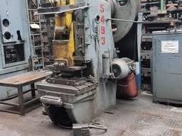 Пресс механический К-117, усилие 100 тс
