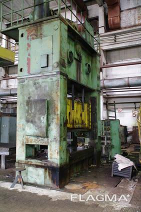 Пресс механический К3035 (315тс)