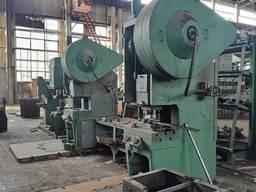 Пресс механический КД2128Е (63 тс)