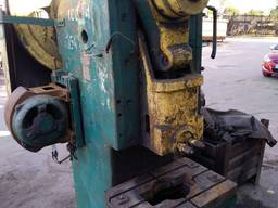 Пресс механический кривошипный одностоечный К116Г 63т.