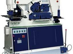 Пресс-ножницы комбинированные Q35Y-16 (60 тонн, 16 мм, 4 кВт)