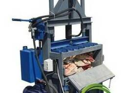 Пресс пакетировочный ПДО-05Ц для втор сырья (макулатуры, кар
