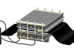Пресс для стыковки конвейерных лент переносной ПСА-Л