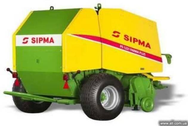 Пресс-підбирач рулонний Sipma Farma Plus 1221