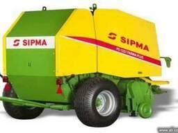 Пресс-підбирачі рулонні Sipma Farma Plus