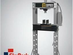 Пресс пневмогидравлический напольный SR-42130, 30 т.