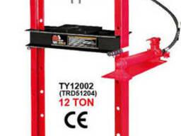 Пресс пневмогидравлический torin jack ty12002