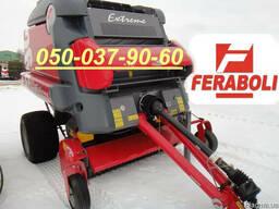 Пресс подборщик Feraboli Extreme 265 LT с переменной камерой