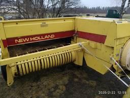 Пресс-Подборщик(прес-пiдбирач)New Hooland 920