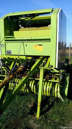 Пресс-подборщик рулонный CLAAS Rollant 66