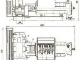 Пресс сепаратор механической обвалки мяса
