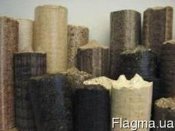 Пресс для брикетирования отходов деревообрабатывающей промыш