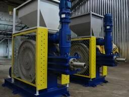 Пресс для производства топливных брикетов ПБ-48