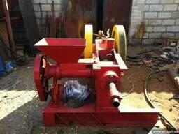Пресс ударно-механический для топливного брикета