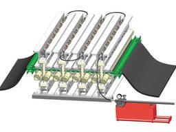 Пресс для стыковки конвейерных лент вулканизационный ПСШ2 А (шахтный)