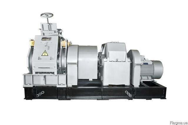 Прессовое оборудование для брикетирования