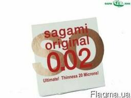 Презервативы Сагами полиуретановые