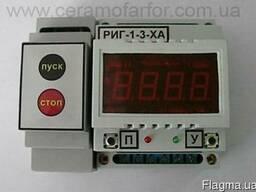 Прибор для измерения температуры РИГ-1-3-ХА