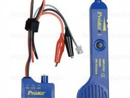 Pro'sKit 3PK-NT023N, прибор для тоновой прозвонки сети