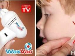 Прибор для удаления ушной серы Вакс Вак, ушечистка WaxVac - фото 4