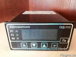 Прибор контроля давления цифровой ПКД-1115