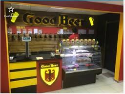 Прибыльный бизнес в Киеве / Магазин разливного пива на Позня