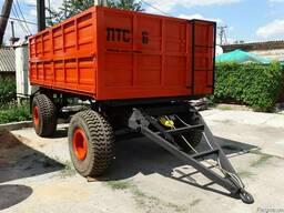 Прицеп тракторный ПТС-6