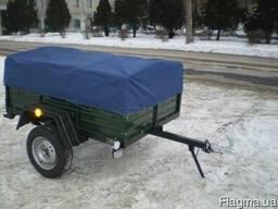 Прицеп к легковому авто Бизон мини