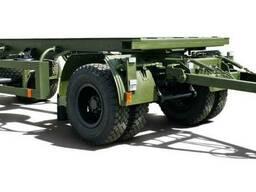 Прицеп КрАЗ А181Н2 для транспортировки оборудования