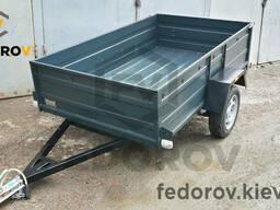 Прицеп легковой бортовой 1250*2150*450. , для легкового авто Киев - Fedorov