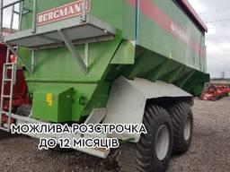 Прицеп-перегрузчик зерна GTW 25 Bergmann