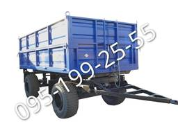 Прицеп тракторный 2ПТС-6 - запчасти на 2ПТС-6