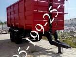 Прицеп тракторный 2ПТС-9 зерновоз - фото 2