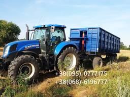 Прицеп тракторный , прицеп на трактор 2ПТС-16, 2ПТС-12