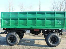 Прицеп тракторный самосвальный 2 ПТС-4, 2ПТС-6